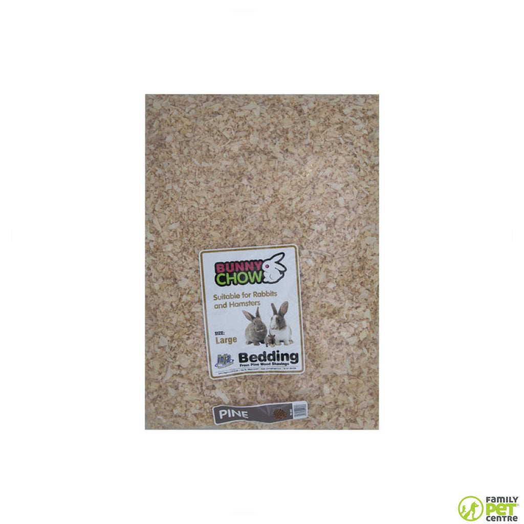 Inja Pine Wood Shavings