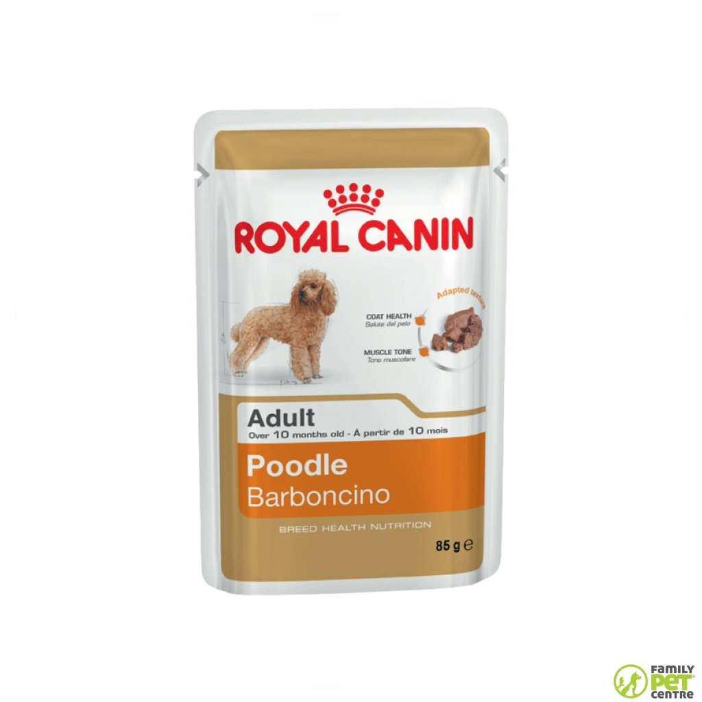 Royal Canin Poodle Adult Dog Food Pouch