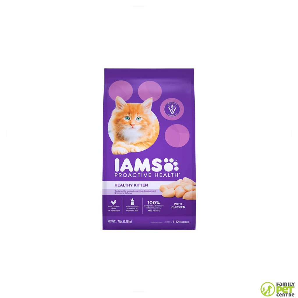 Iams Proactive Healthy Kitten Food