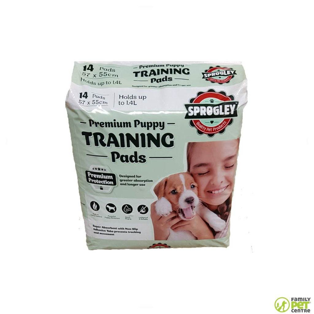 Sprogley Puppy Training Pads