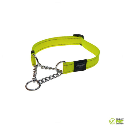 Rogz Reflective Utility Obedience Dog Collar
