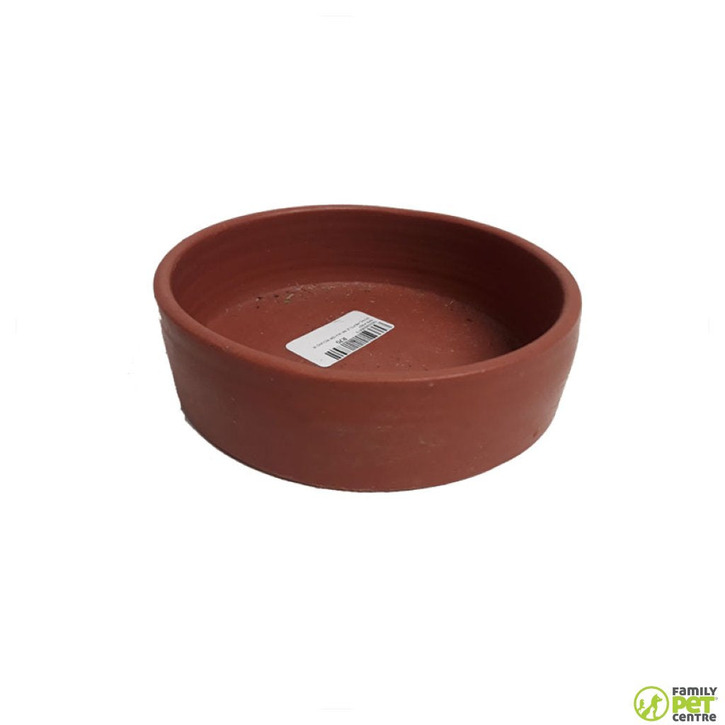 Reptile Resort Round Bowl