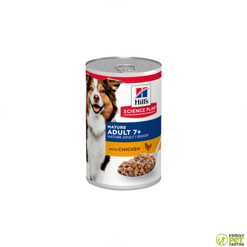 Hills Science Plan Mature Adult Wet Dog Food Can