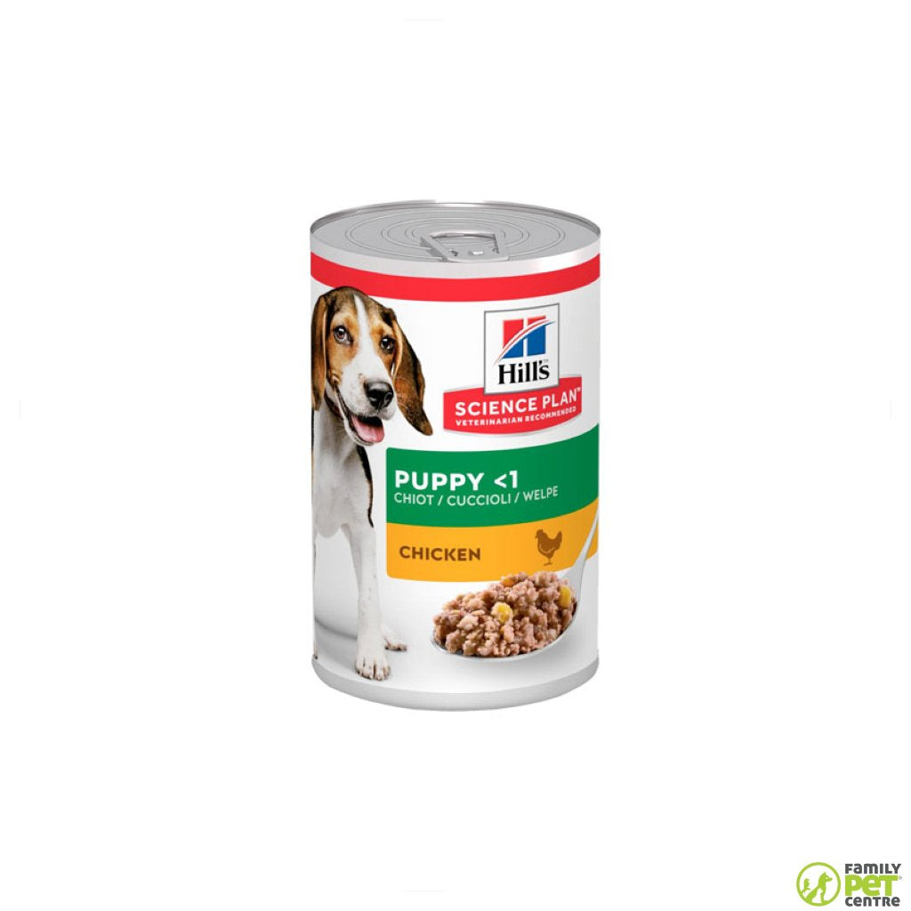 Hills Science Plan Puppy Wet Food Can