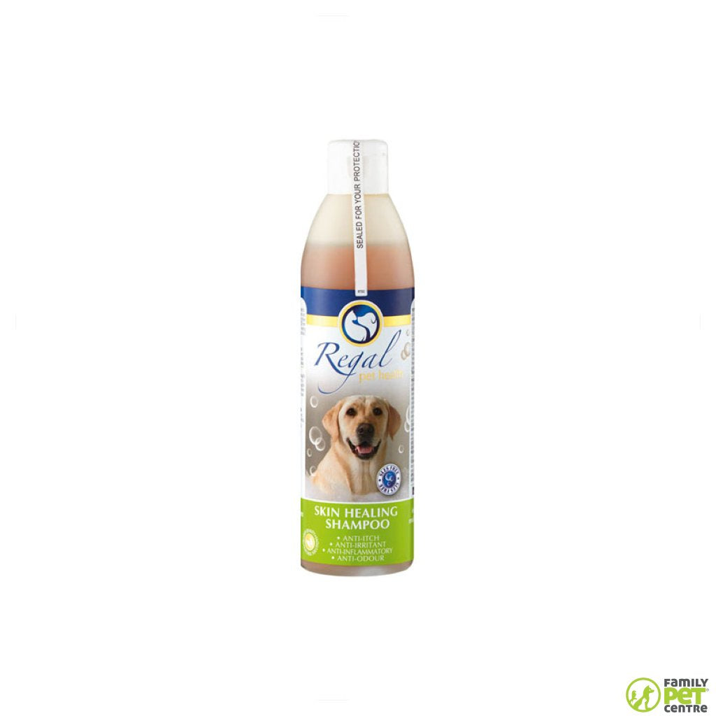 Regal Skin Healing Dog Shampoo