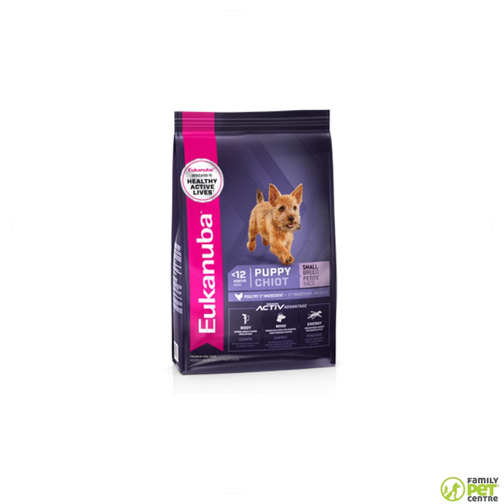 Eukanuba Small Breed Puppy Dog Food
