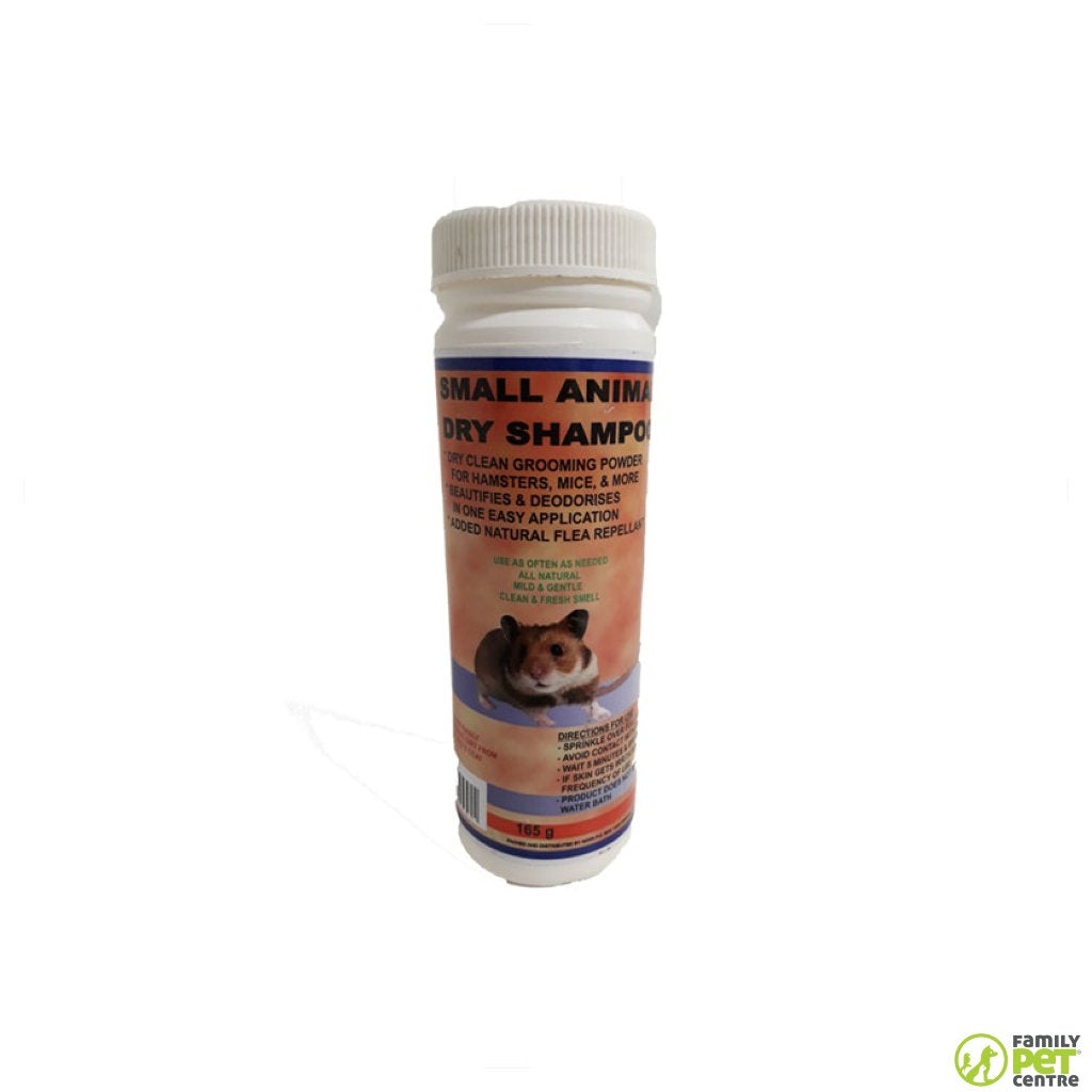 Akwa Small Pet Dry Shampoo