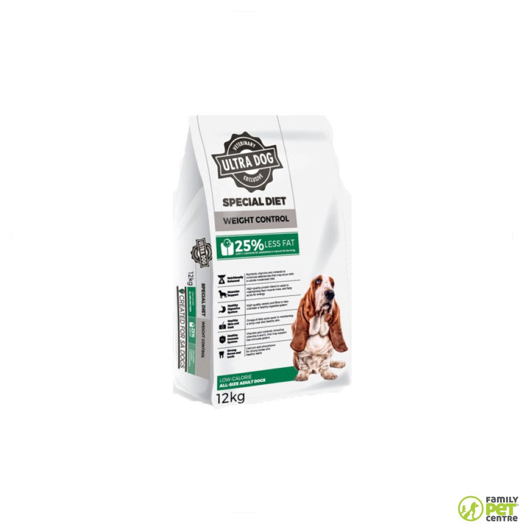 Ultra Dog Special Diet Weight Control Dog Food