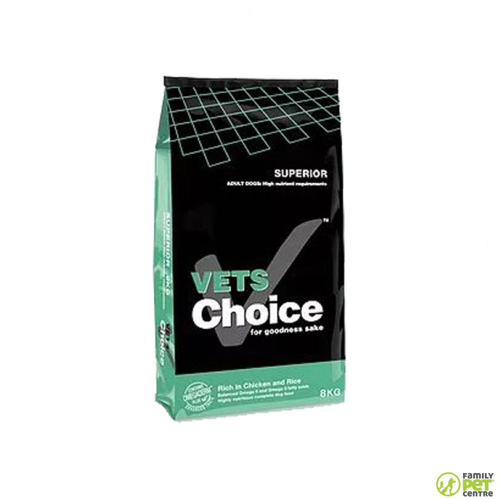 Vets Choice Special Needs Superior Adult Dog Food