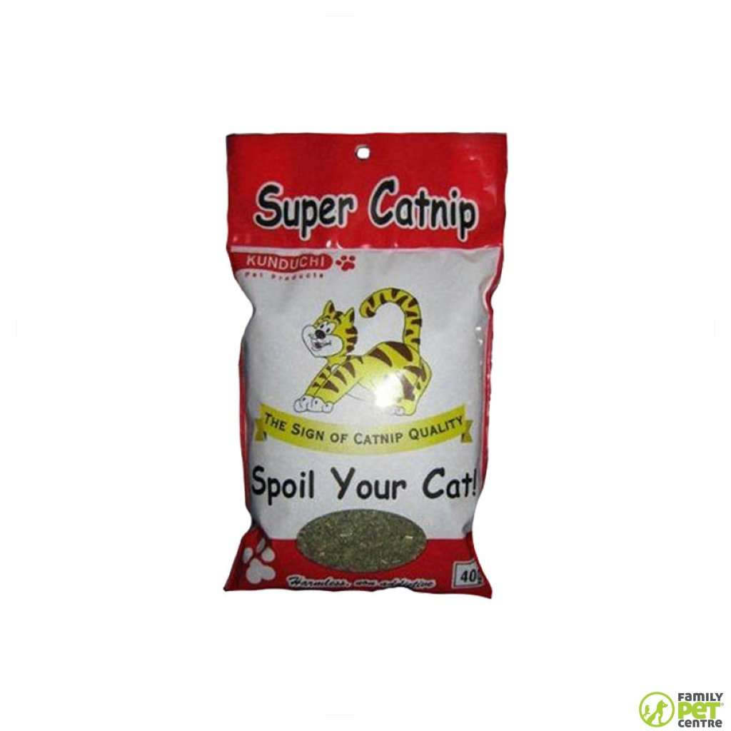 Kunduchi Super Catnip Bag