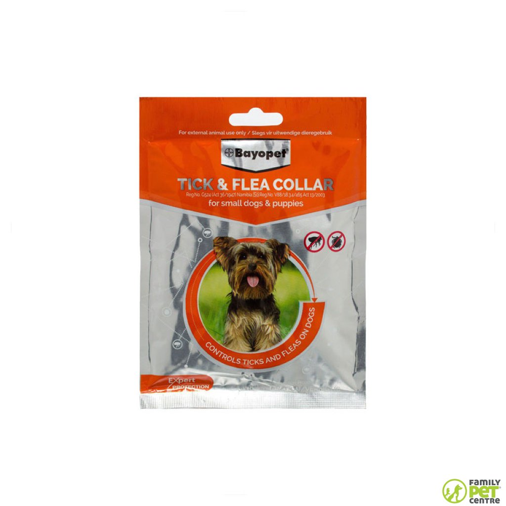 Bayopet Tick & Flea Dog Collar