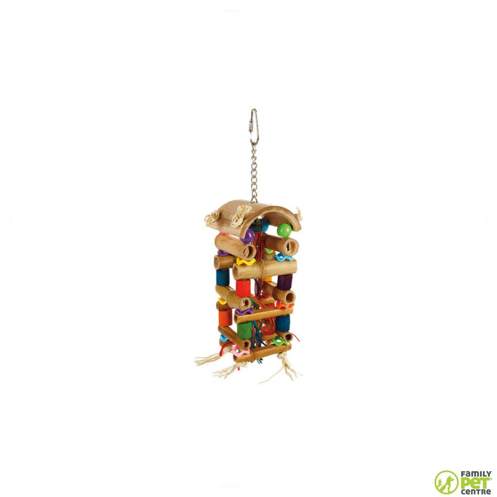 Beeztees Tower Bird Toy