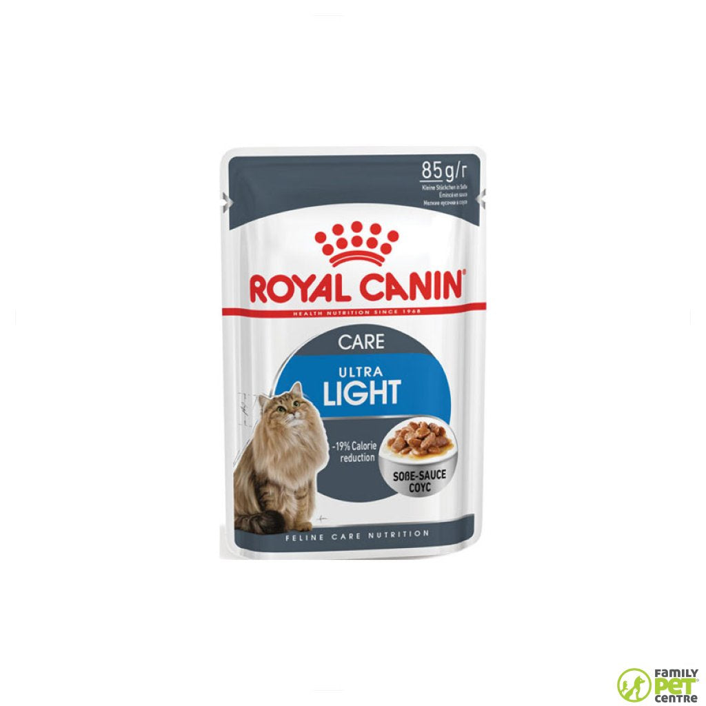Royal Canin Ultra Light Cat Food