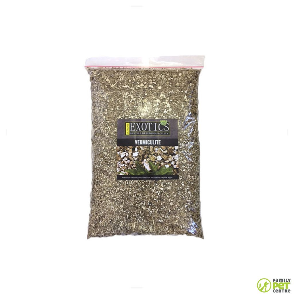 Ultimate Exotic Vermiculite