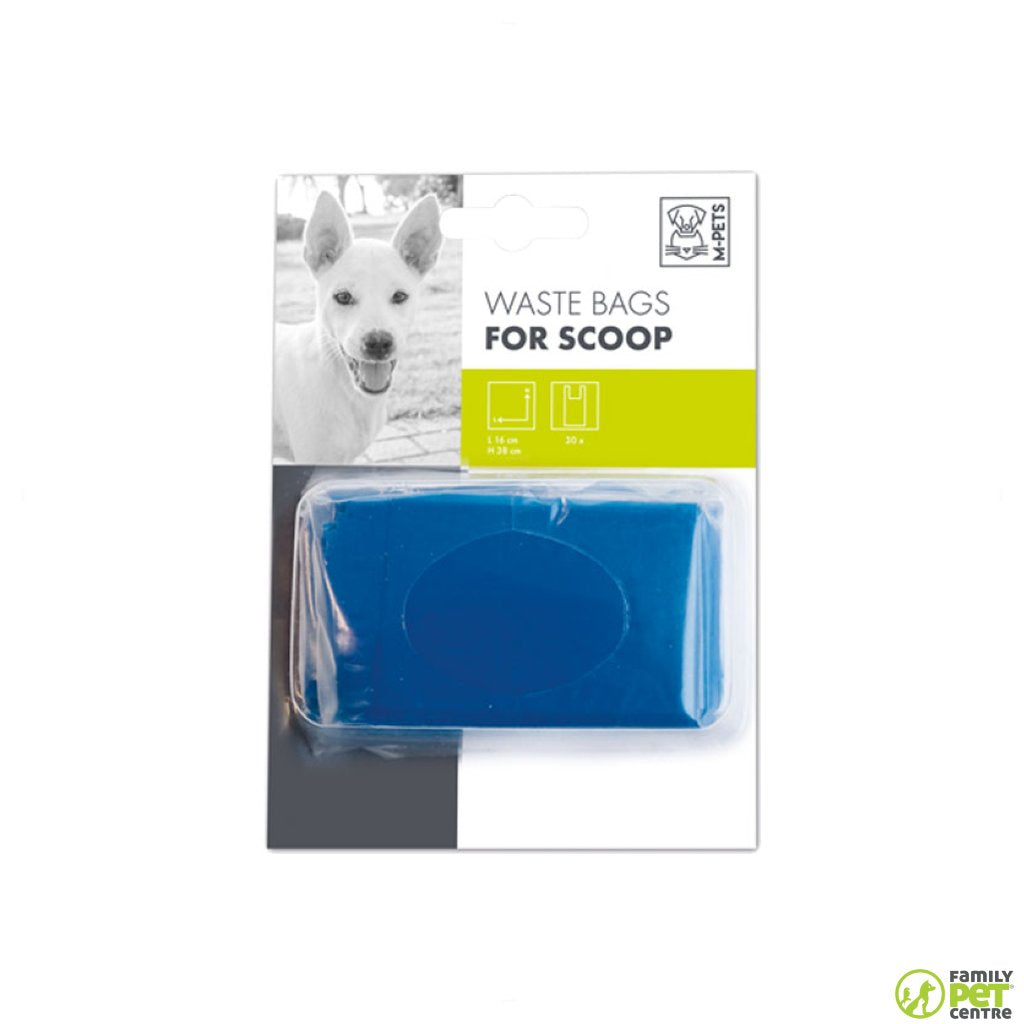 M-Pets Waste Bags For Scoop