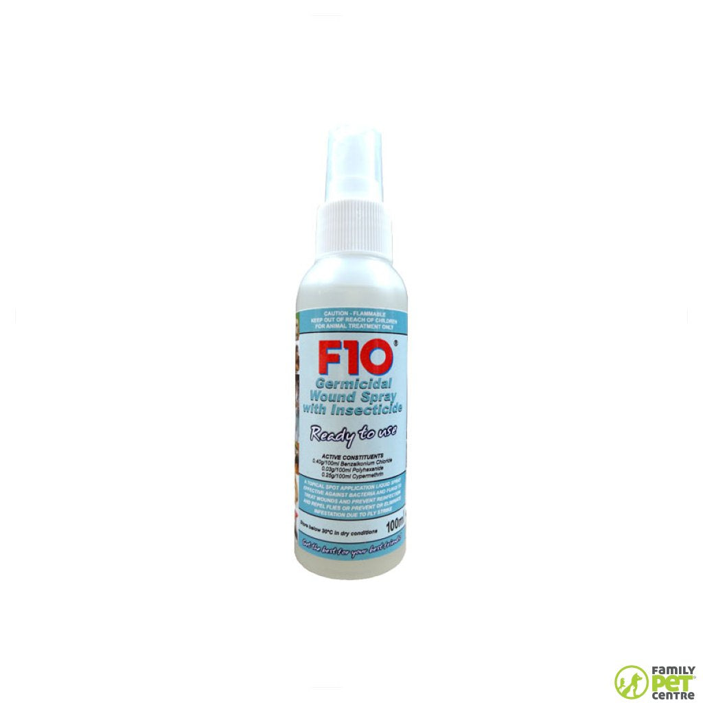 F10 Wound Spray