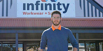 Shop In-Store Locally with Infinity Workwear and Safety Gatton