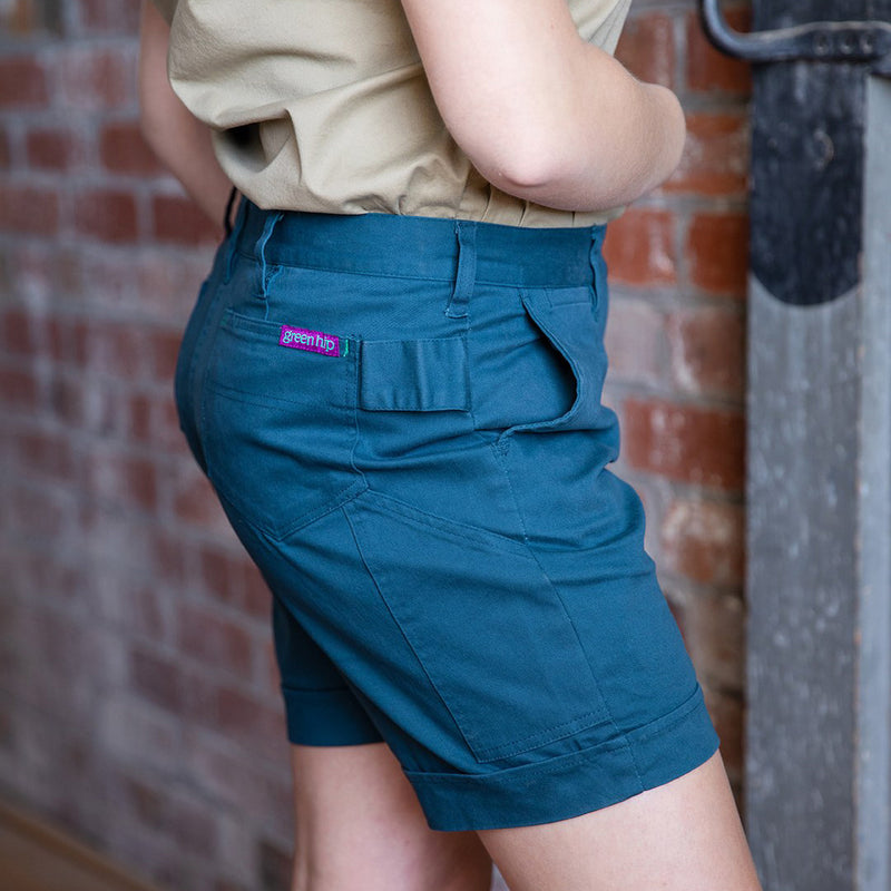 Mid Rise Shorts Original 'Outdoor All-Rounder'