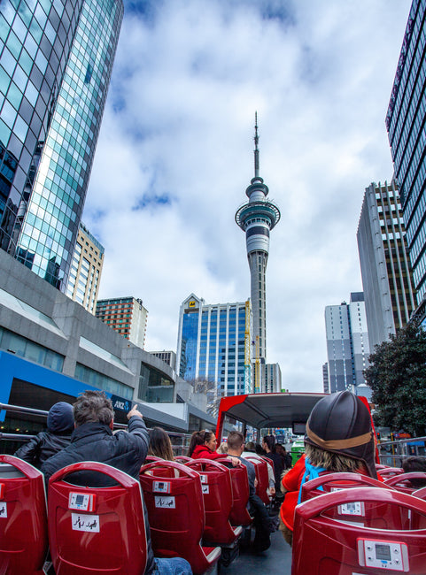Auckland Hop On Hop Off Tour