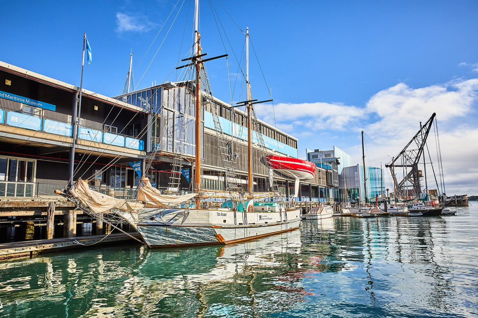 Auckland Maritime Museum + Hop On Hop Off Combo