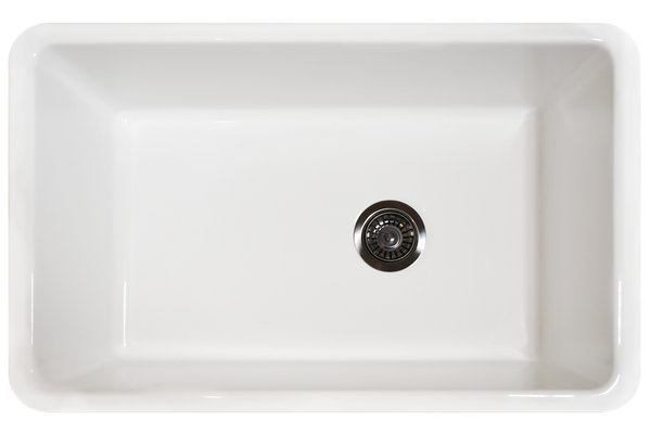 Fireclay Undermount Laundry SInk
