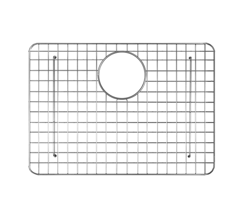 Undermount Fireclay Sink Grid Small