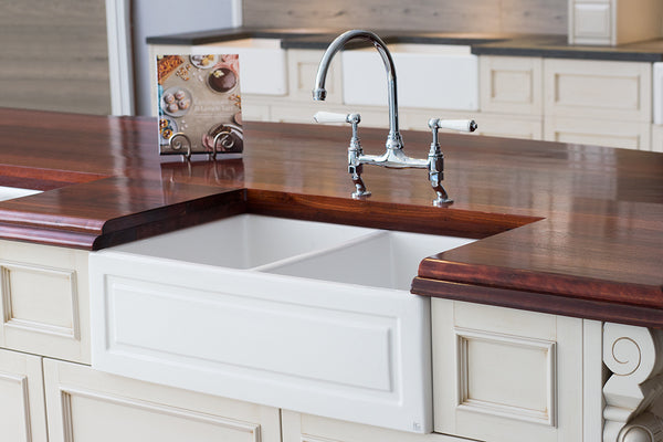 Farmhouse Double Sink