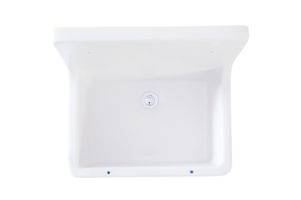 Scullery Cleaners Fireclay Tub 510 x 390 x 490mm