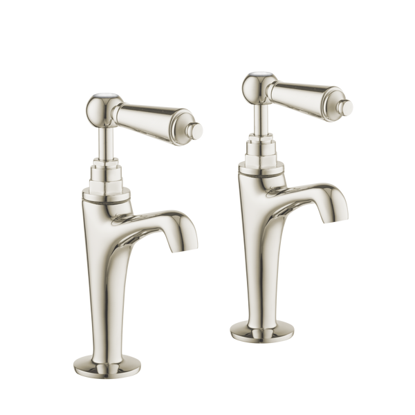 Copy of High Neck Pillar Taps - Piorcelain Lever