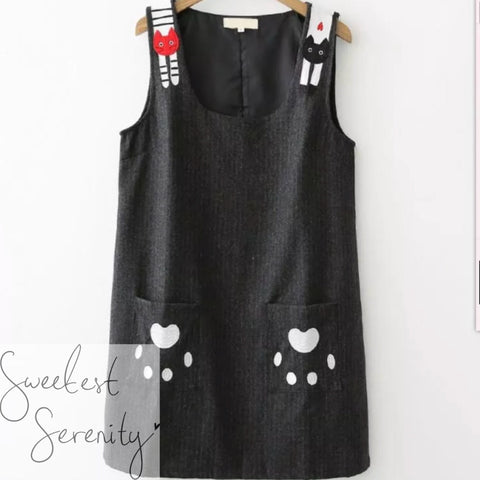 Kitty Tank Dress
