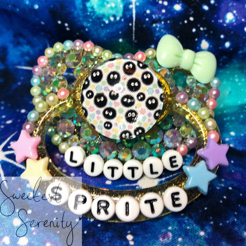 New! Little Sprite Pacifier