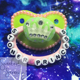 Custom Adult Size Pacifier