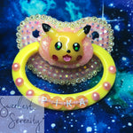 New! Pika Pacifier