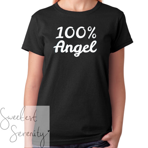 100% Angel T-Shirt (2 Colors)