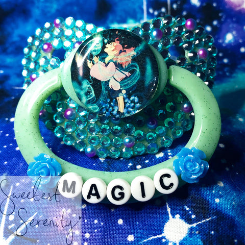 New! Magic Pacifier