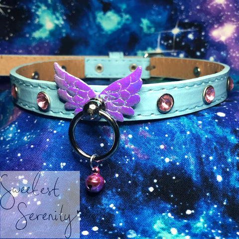New! Galactic Fairy Collar 14-16""