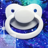 White Plain Pacifier