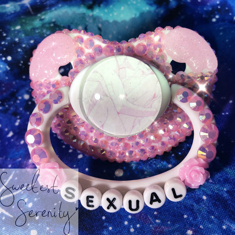 "New! ""Sexual"" Pacifier"
