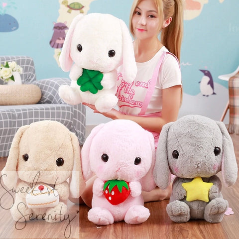 Cuties Bunny Stuffie