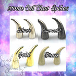 Cat Claw Spikes ADD ON