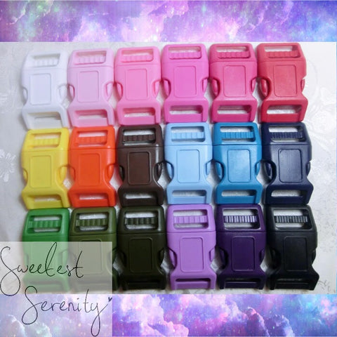 Plastic Snap Buckle ADD ON