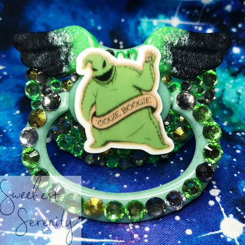 New! Oogie Boogie Pacifier