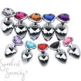 Heart Jewel Plug