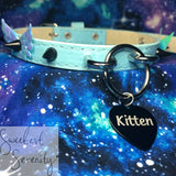Owned Kitten Collar 12-15""