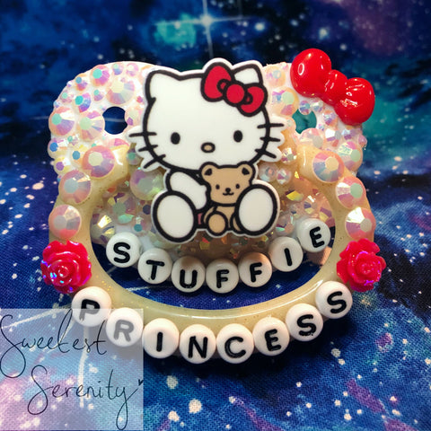 New! Princess Pacifier