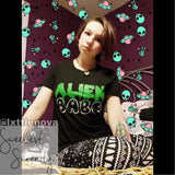 Alien Babe T-Shirt (2 Colors)