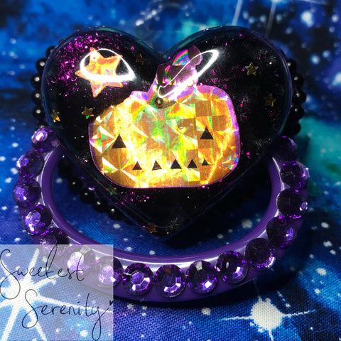 New! Purpkin Pacifier