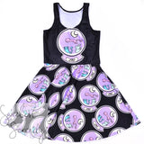 Kitty Globe Dress