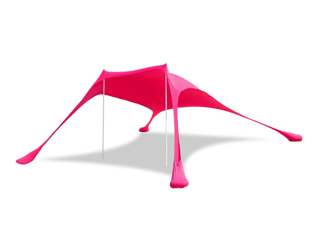 Shade Tent (6 Person) - Pink