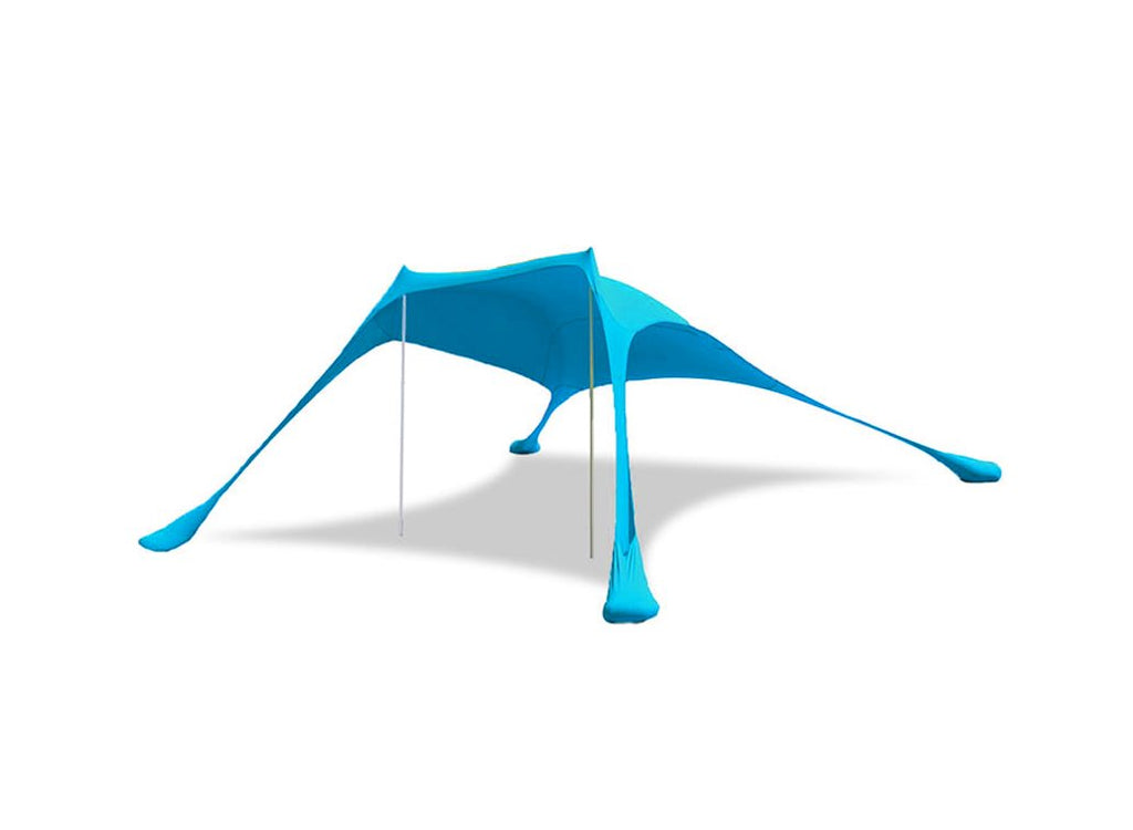 Shade Tent (6 Person) - Turquoise